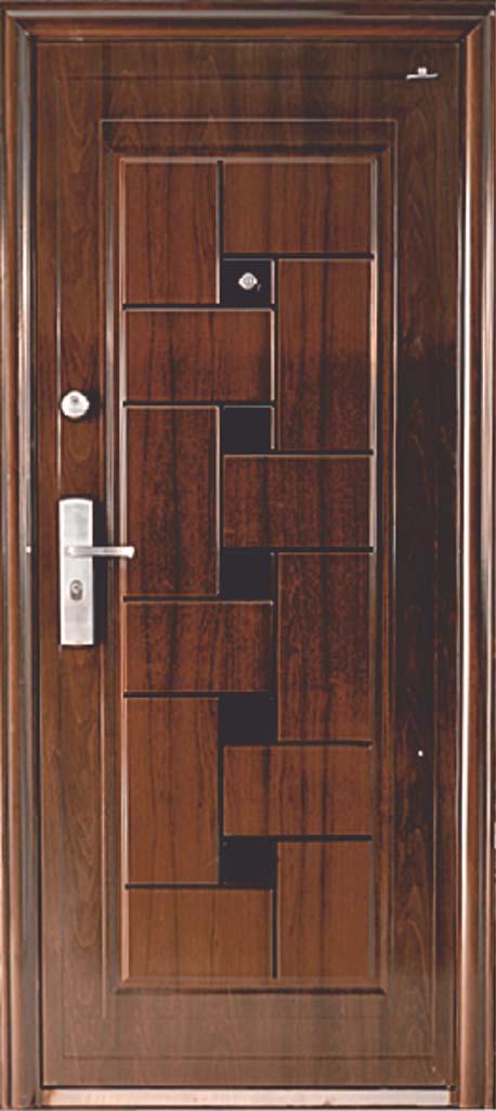 Готовые металлические двери